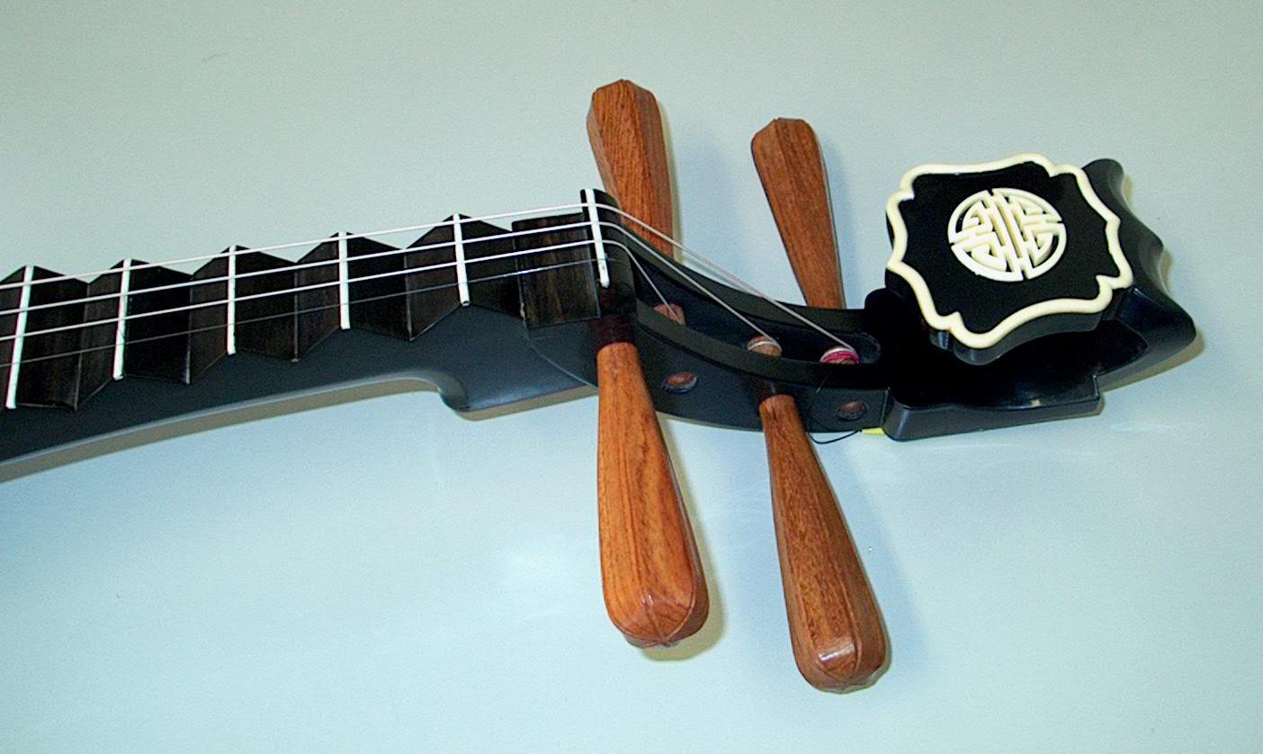 中国琵琶セット C</
